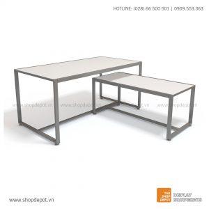 Bộ 2 bàn trưng bày mẹ con SAGE