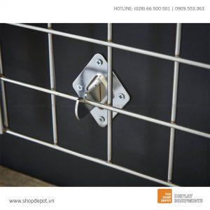 Pat treo khung lưới trưng bày Gridwall