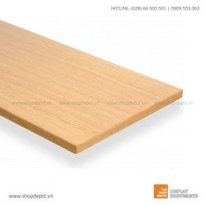 Tấm kệ gỗ Slatwall